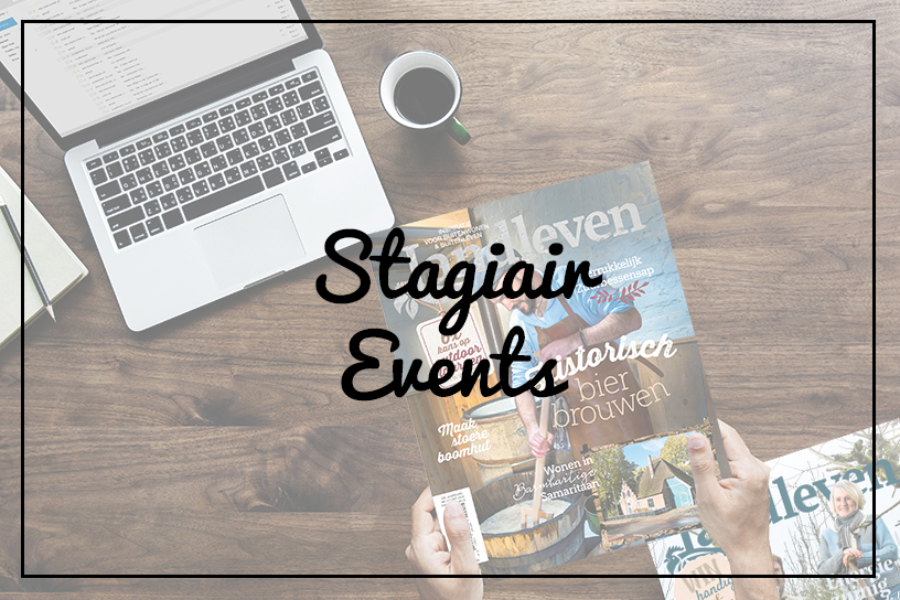 Stagiair events gezocht
