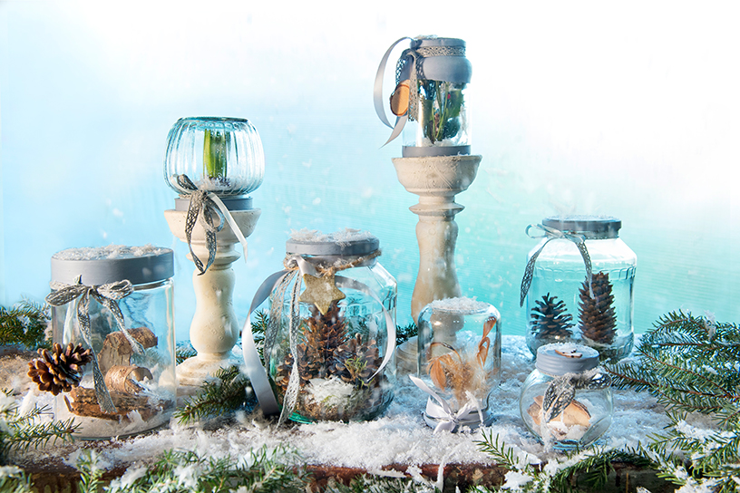 Feestdagen Natuurlijke Kerstdecoratie : Feestdagen landleven