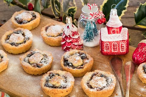 Engelse mince pies