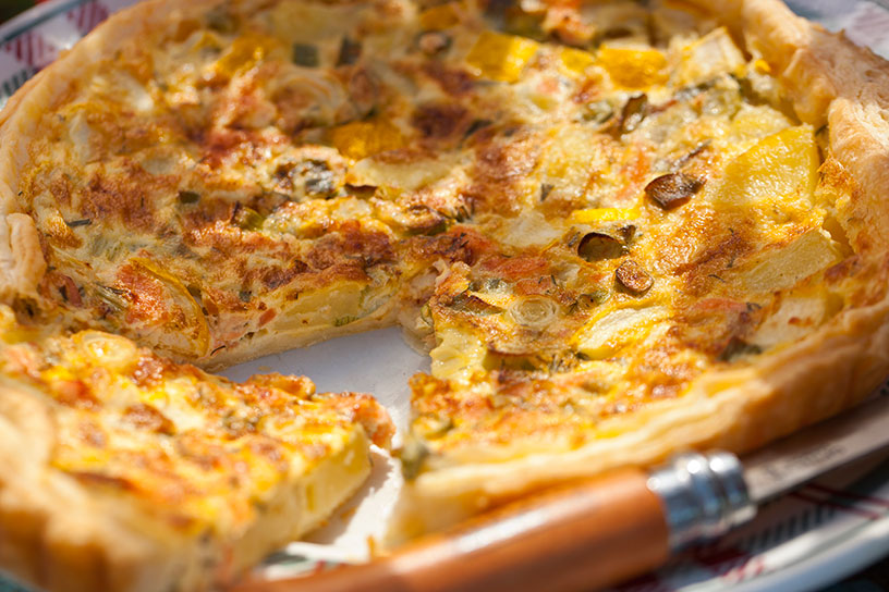 De 8 lekkerste quiches